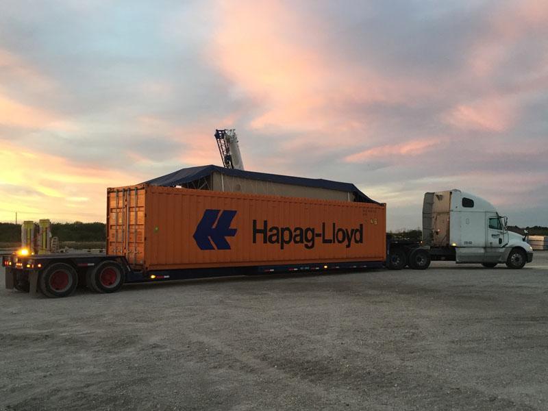 Transload, Heavy Lifting in Miami, Warehouse, Drayage